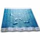 Vannavvisende, ikke-trykt, papirarmbånd