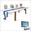 Bordløber trykk Design selv