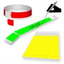 Papir armbånd uten trykk