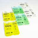 Garderobebilletter printer JMB4+