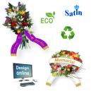 Buketbånd design online