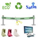 Design online miljøvennlig og bærekraftig innvielsesbånd .