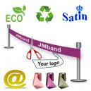 Miljøvennlig, økologisk,  og bærekraftig innvielsesbånd Via eMail.
