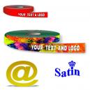 Digital trykk full farge gavebånd i polyester