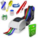 JMB4 + termisk printer på papirruller, polyester og polyprotex-bånd