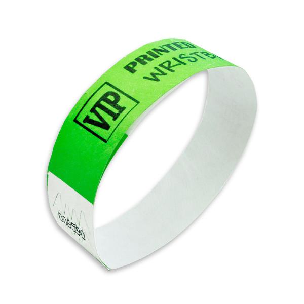 Papir armbånd design online
