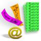 Kuponger og billetter trykt på Tyvek papir