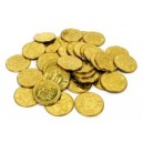 Mynter og tokens av messing