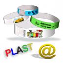 Plastarmbånd H trykk Via eMail