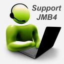 Teknisk støtte til JMB4+