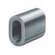 50 ringe til krimpe - aluminium