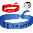 Armbånd tekstil - Print Selv