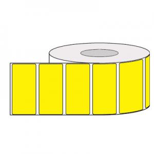 Etiketter selvklebende ruller