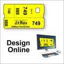 Garderobelapper - design online