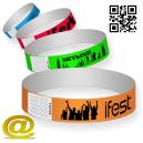 Papir armbånd send din design