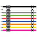 Farger tilgjengelig på lager for lanyards