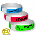 Plast armbånd H send din design