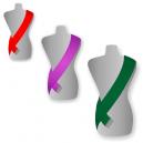 Indvielsebånd farger På lager