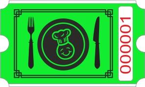 Mat roll - Grønn